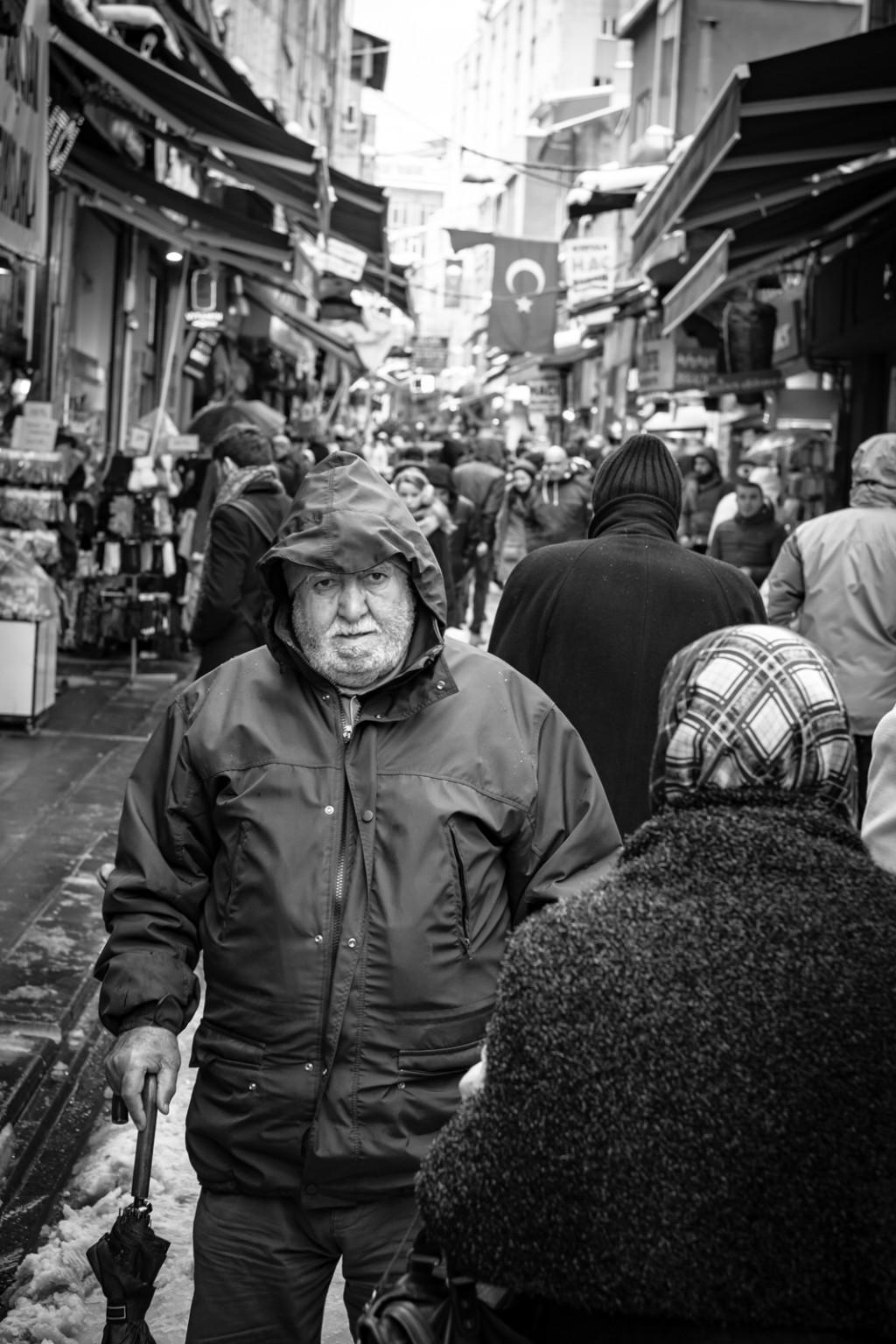 BENJAMIN MARKSTEIN Istanbul Snowlike