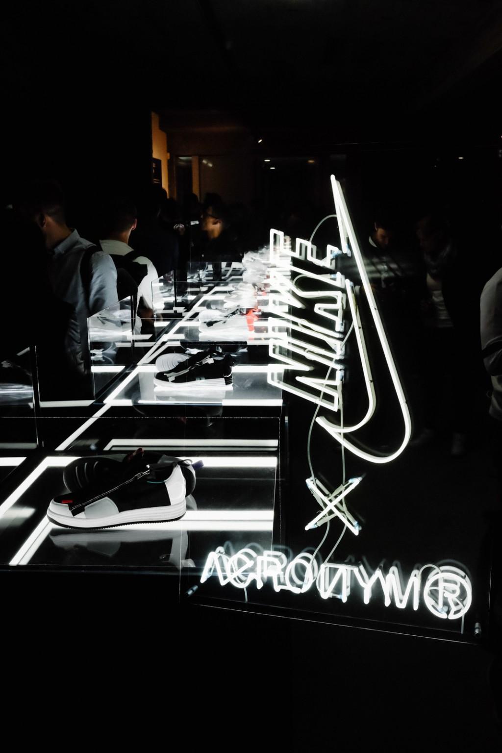 BENJAMIN MARKSTEIN Nike X Acronym