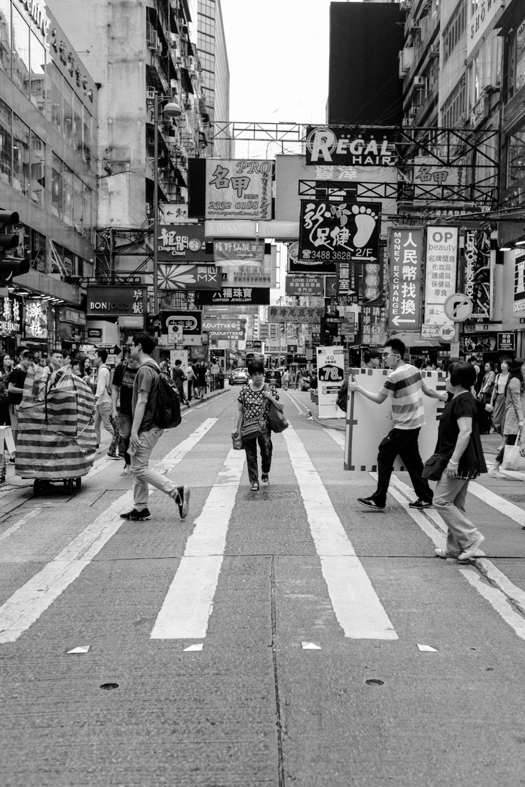 BENJAMIN MARKSTEIN Hong Kong