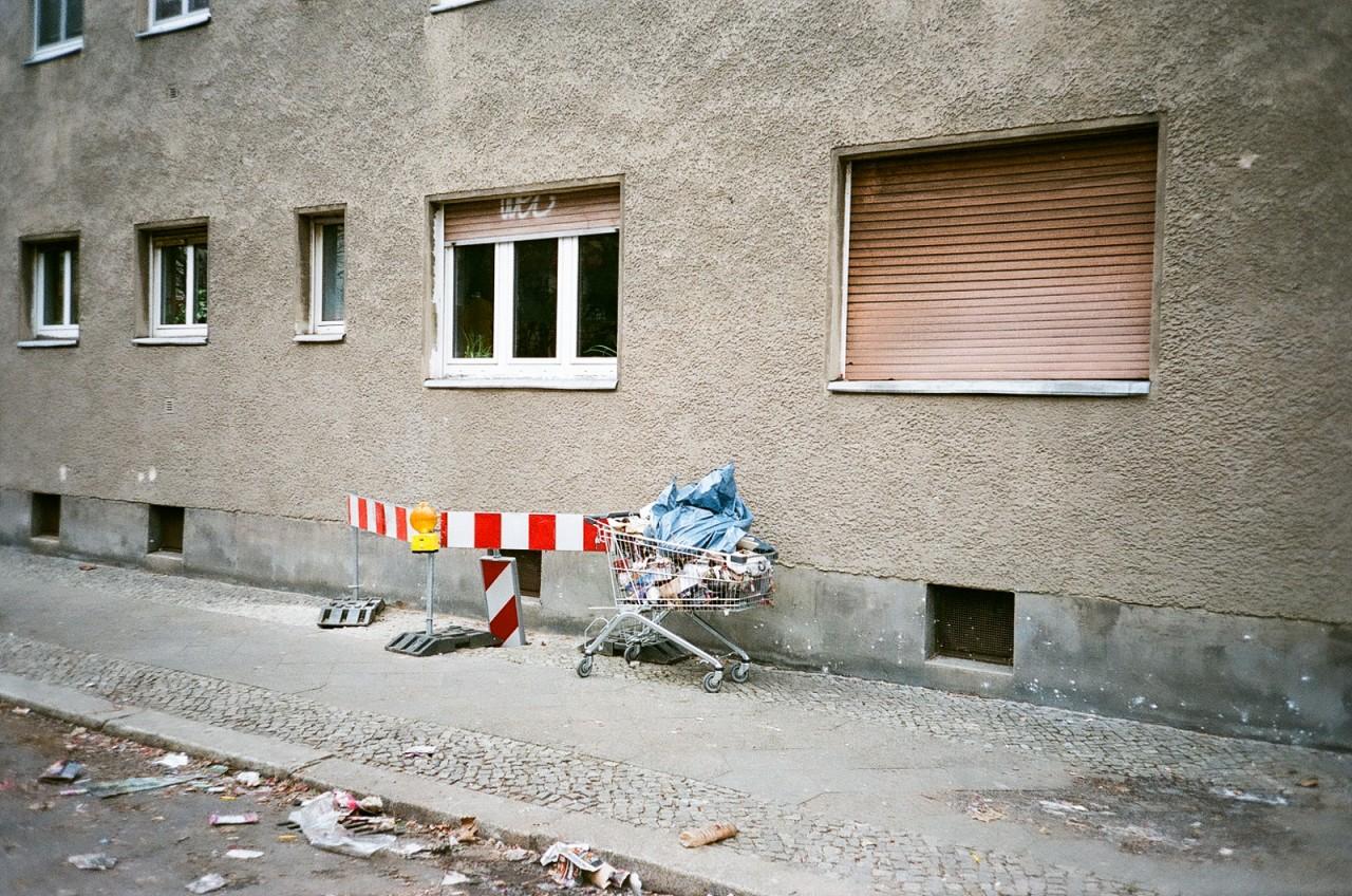 BENJAMIN MARKSTEIN Bye Bye Berlin